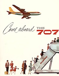 Come Aboard the 707