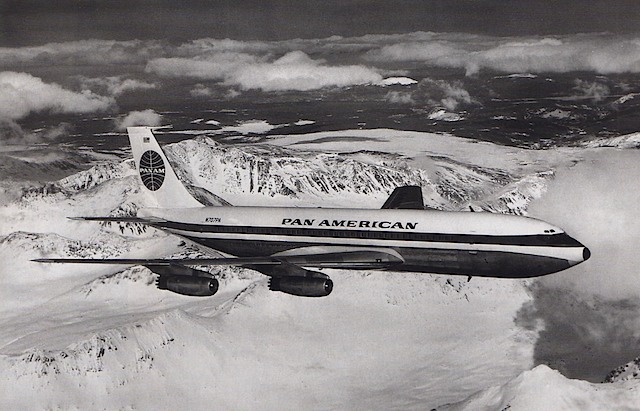 Pan American World Airways Boeing 707